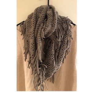 Other - Tan scarf